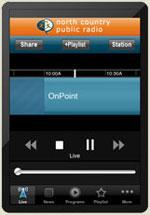 NCPR iPhone App