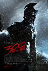 Official 300: Rise of an Empire Poster