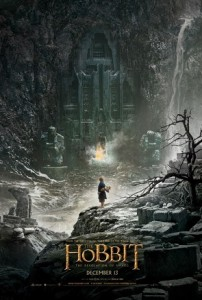Official The Hobbit: Desolation of Smaug Poster