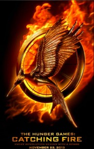 Official Hunger Games: Catching Fire Poster
