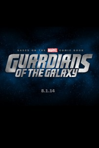 Official Guardians of the Galaxy Poster