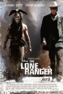 Official Lone Ranger Poster