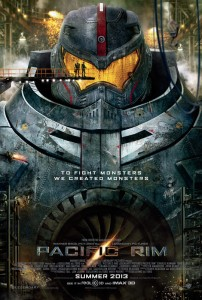 Official Pacific Rim Poster