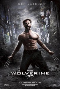 Official The Wolverine Poster