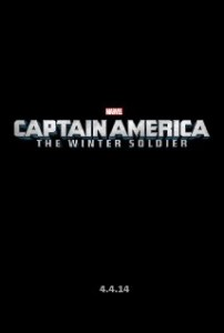 Official Captain America: The Winter Soldier Poster