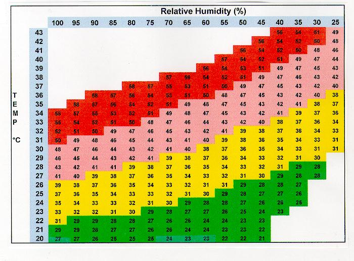 Humidex Anyone 171 All In