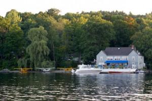 Photo: Bistro du lac via 7 Days