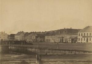 St. Pierre quay, 1887. Photo: Wikipedia