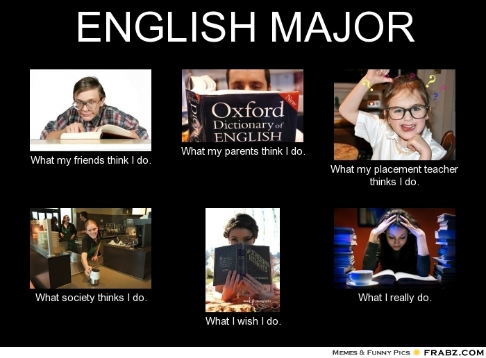 English easy majors in college that pay well