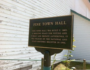 finetownhallsign1b