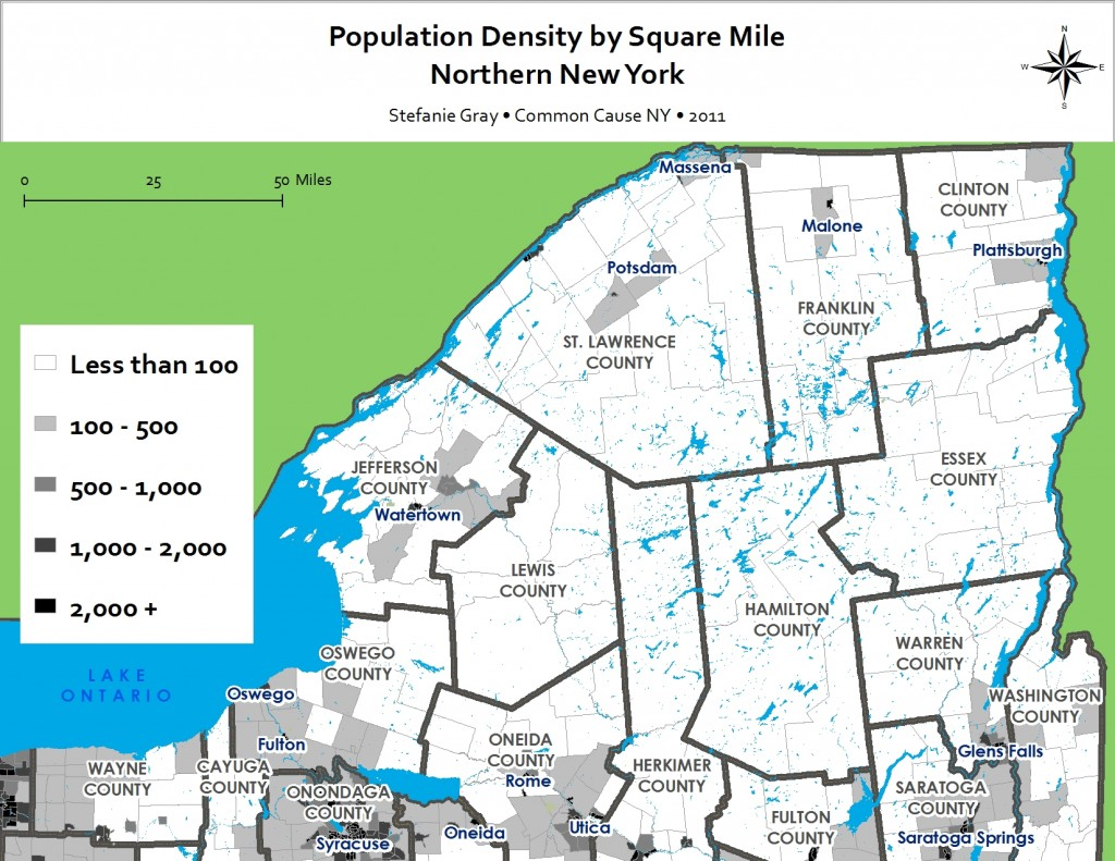 I wonder about population numbers. What do you wonder about? Photo: Common Cause NY.