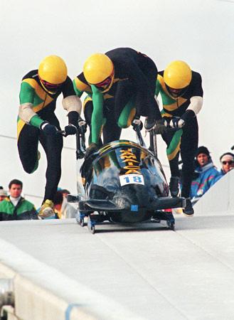 Go, Jamaica! Photo: