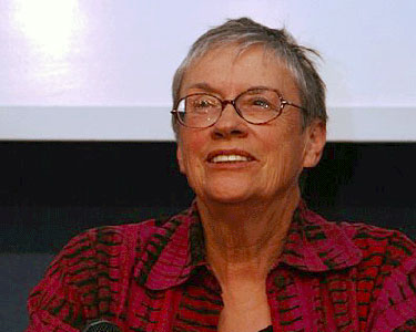 Annie Proulx, the keynote speaker at the 2014 AWP conference. Photo: U.S. Embassy in Argentina, Creative Commons, some rights reserved