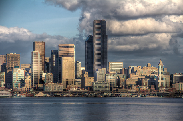 Seattle Gotham. Photo: PicsfromJoe