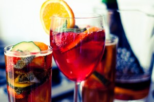 Summery drinks. Photo: Arun Joseph, Creative Commons, some rights reserved