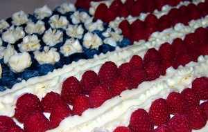 It's Independence Day. Let your fruit flag fly! Photo: Cristina, Creative Commons, some rights reserved