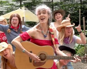 "Still from video ""Older Ladies"""