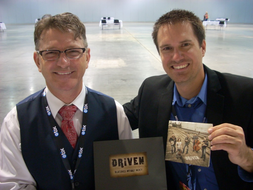 Meet Driven - from the midwest - they are 'Bluegrass Without Mercy'.  Oh, Mercy!