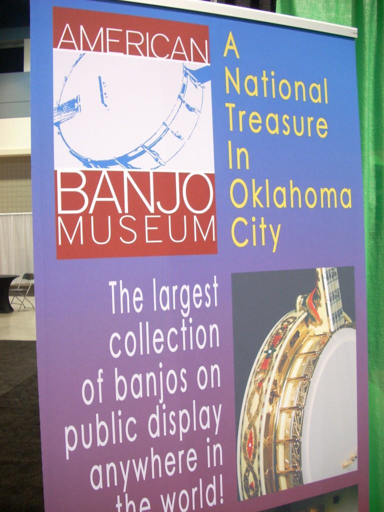 ... the Banjo Museum!