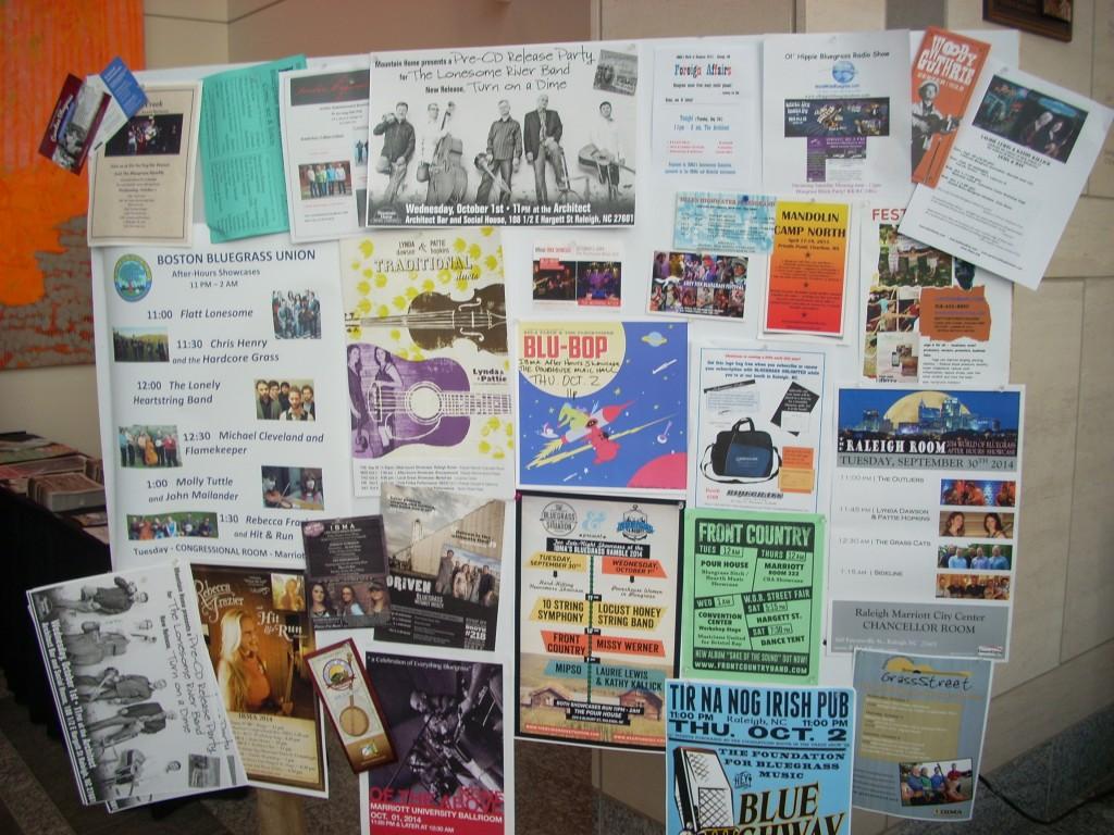 3 Networking Bulletin Board