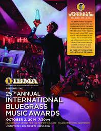 5 IBMA awards program