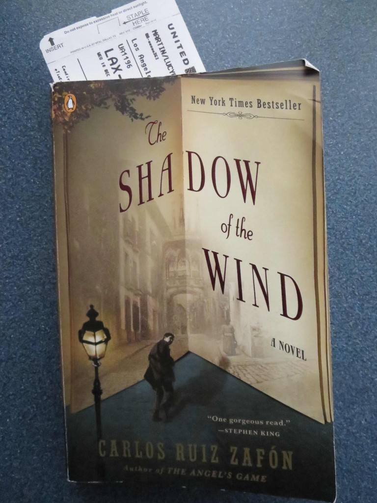 A ripping romp by Carlos Ruiz Zafón. What have you read that's worth sharing? Tell us!