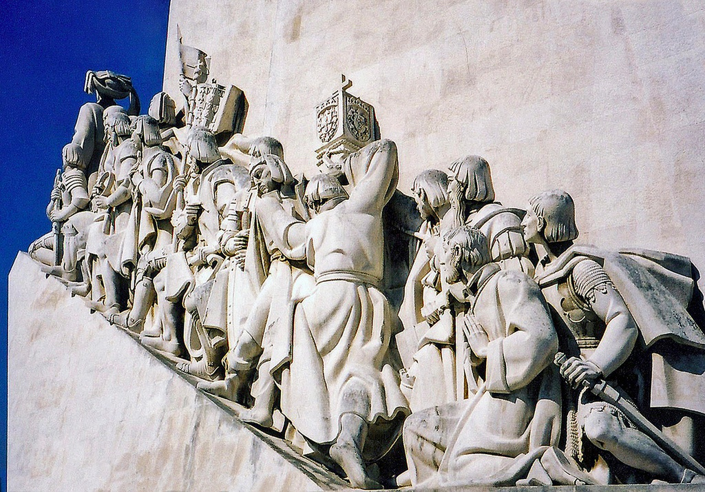 Monument of Discoveries, Lisbon, Portugal. Photo: Dennis Jarvis, Creative Commons, some rights reserved