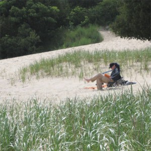 A summer reader. Photo: Emily Mills, Creative Commons, some rights reserved