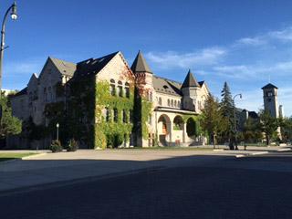 Queens University.