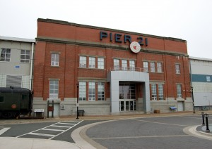 Pier21 in Halifax was Canad'a equivalent to Ellis Island. Photo: jennyrotten, Creative Commons, some rights reserved