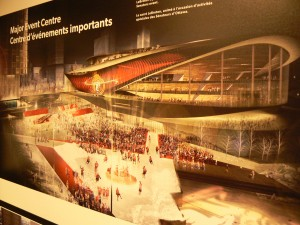 Lebreton s new arena for the ottawa senators could look like this