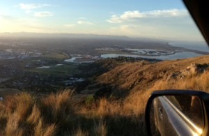 Christchurch plain from hills south of city. Photo: Tom Vandewater