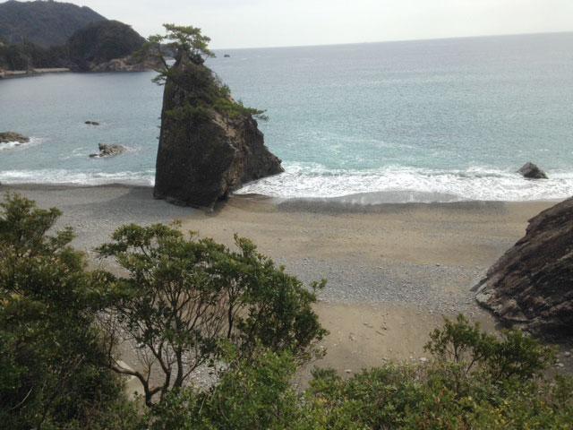 Shikoku southeast coast. Photo: Tom Vandewater