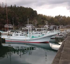 Shikoku fishing village. Photo: Tom Vandewater