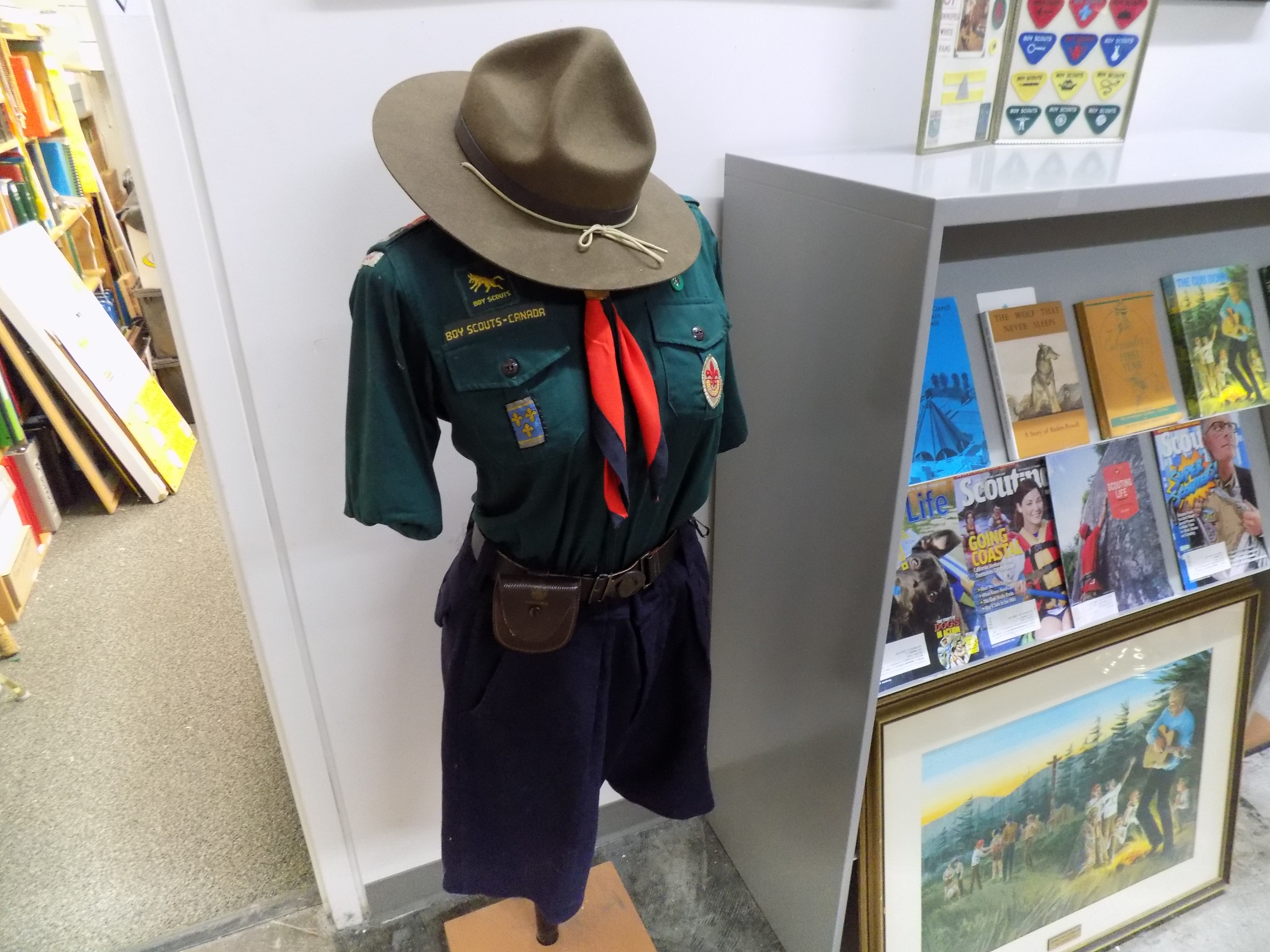 Ottawa museum showcases Canadian Scouting history « All In