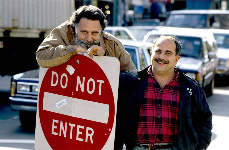 Tom and Ray Magliozzi, hosts of Car Talk. Photo: Richard Howard
