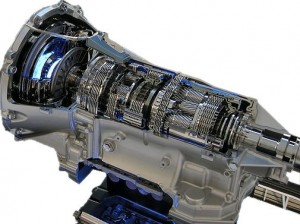 "Lesson two: This is a cutaway view of an automatic transmission. If you need a colloquial expression for it, try ""gearbox."" Photo: Silverxxx, Creative Commons, some rights reserved"