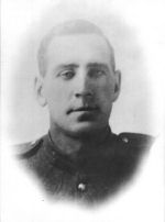 Private James Peter Robertson, V.C.  Veterans Affairs Canada.