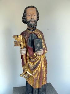 St.Peter_am_Wimberg_-_Statue_St.Peter