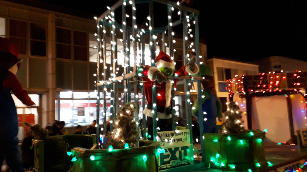 Brownsburg Christmas Parade 2021 Covering Christmas All In