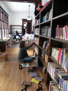 Wells Memorial Library