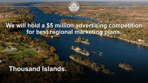 Governor Andrew Cuomo introduced a new Upstate New York tourism push in his State of the State Address on Wednesday.  (Photo:  NYS)