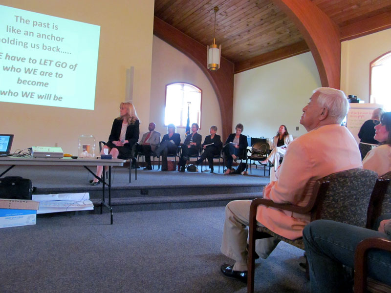 State Local Officials Meet On Future Of St Lawrence Psych Center