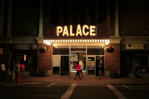 The Palace Theater in Lake Placid. Photo: Natasha Haverty