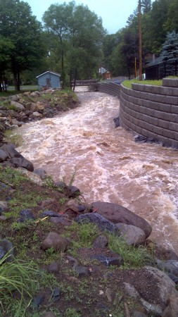 Dart Brook in Keene, NY. Photo: Brian Mann