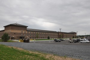 A Military Police barracks facility at Fort Drum. Photo: New York District, U.S. Army Corps of Engineers, Creative Commons, some rights reserved