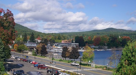 Village of Lake George, NY. Photo: reivax, Creative Commons, some rights reserved