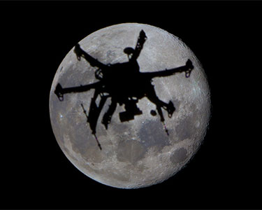 A radio-contolled hexacopter can be pretty intimidating. Photo: unten44, Creative Commons, some rights reserved