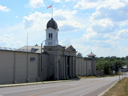 Kingston Penitentiary. Photo: Sean Marshall, Creative Commons, some rights reserved