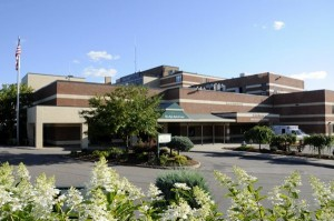 Alice Hyde Medical Center in Malone, NY. Photo: Mark Kurtz